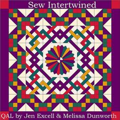 Sew Intertwined Quilt | Flickr - Photo Sharing!