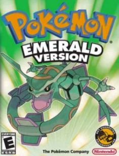 Pokemon Emerald ROM USA version download hacks and cheats