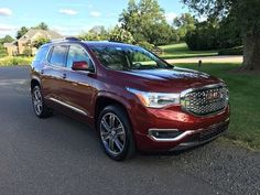 LAMUSCAH  Executive Car Hire Service : 2017 GMC Acadia