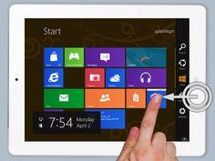 Win8 Metro Testbed, une application pour tester Windows 8 sur iPad