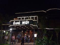 The Crow's Nest Restaurant Santa Cruz
