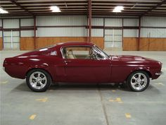 1968 FORD MUSTANG CUSTOM FASTBACK - Barrett-Jackson Auction Company - World's Greatest Collector Car Auctions