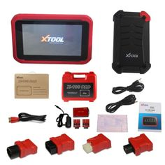 New Arrival XTOOL X100 PAD Tablet Key Programmer with EEPROM Adapter Support Special Functions Support Update Online
