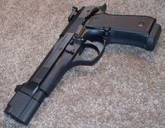 Beretta 92 Combat
