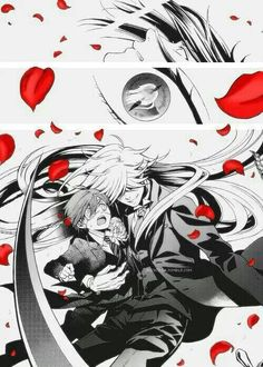 Black Butler / kuroshitsuji / Ciel / Undertaker