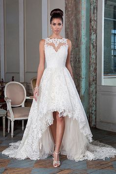 Wedding gown by Justin Alexander Signature, Style 9818