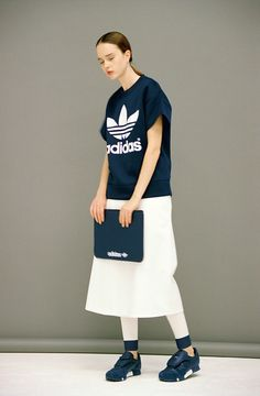 ADIDAS ORIGINALS BY HYKE 2016 SS COLLECTION 21