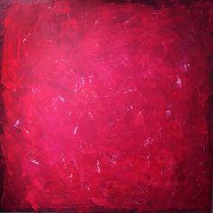 Magenta Collage, Gallery Walls, Magenta, Watermelon, Saatchi Art, Artist, Painting, Design, Collages