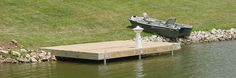 River Dock Plans | Docks offers stationary boat docks and piers. Our stationary docks ...