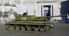 A running Soviet IS-3 tank will be appearing at TANKFEST 2018. IS-3's were first seen in public at the WW2 Victory Parade in Berlin, 1945.