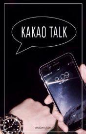Kakao Talk ➳ Chanyeol - Wattpad