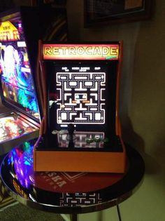 image 2. I would love to have this table top video game. It has 60 retro games on it! Saw it on Craigs.