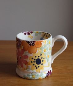Collectors Day 2013 - Flower Power 0.5 Pint Mug (Special)