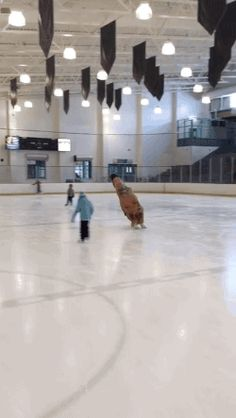 Discover & share this T Rex GIF with everyone you know. GIPHY is how you search, share, discover, and create GIFs. Ice Skating Funny, Figure Skating Funny, Dinosaur Costume, Dinosaur Funny, Tiranosaurios Rex, Inflatable T Rex Costume, T Rex Humor, Skate Gif, Jurassic Park World