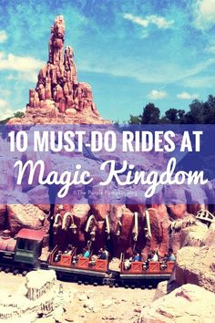 For the next 4 Thursdays of 100 Days Of Disney I'm going to share a list of the [10] must-do rides of [Read More]