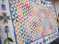Freda's Hive: Alpine Quilt Group January 2011 Meeting - Part I Show n Tell border ideas