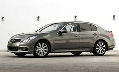 2010 Infiniti G37 Anniversary Edition sedan
