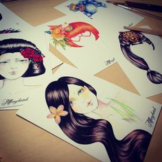 1a6c228346fb Tiffany Cheetah · Order for client By Tiffanycheetah  art  drawing   illustration  beauty  hair