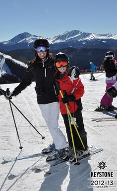 Families are royalty at Keystone Resort in Colorado. We just discovered what family-focused versus family-friendly feels like!