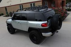 toyota fj cruiser sunroof #5