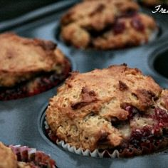 Peanut Butter and Jelly Muffins by FrenchPress