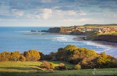 Whitby from Lythe Bank - The North Yorkshire Gallery