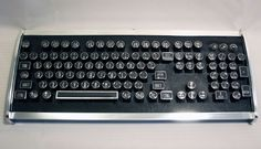 New keyboard from Datamancer! http://www.datamancer.com/cart/the-executive-keyboard-p-228.html