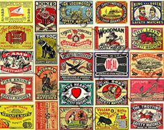 vintage matchbook covers - Google Search