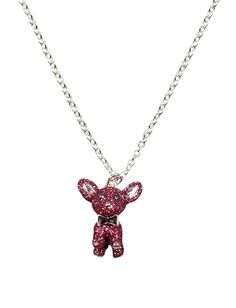 Jusice jewelry for girls | ... Glitter Dog Necklace | Necklaces | Jewelry | Shop ... | girl, pl