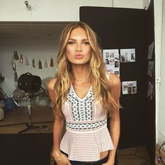 Instagram media by romeestrijd - Ready for a day with @victoriassecret  #davidbellemere