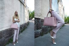 GIRLY PINK - Metti Forssell