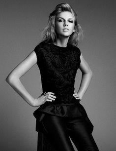 Taylor Swift @ Harper's Bazaar