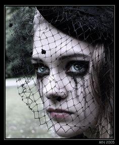 Schwarze Witwe II von Marc N