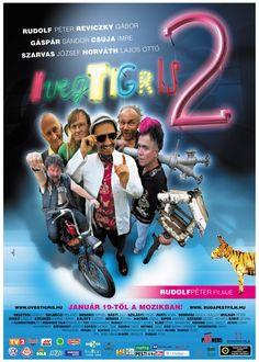 üvegtigris_2 Movie Posters, Movies, January, Films, Film, Movie, Movie Quotes, Film Posters, Billboard