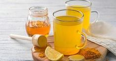 Try this soothing turmeric tea recipe. Ginger and Turmeric Tea Try this soothing turmeric tea recipe. Ginger and Turmeric Tea Troubles Digestifs, Probiotic Foods, Turmeric Tea, Ground Turmeric, Turmeric Curcumin, Fat Burning Detox Drinks, Tea Recipes, How To Lose Weight Fast, Juice