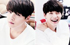 There you can see the difference between Suga (left) and Yoongi (right)