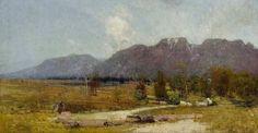 Arthur Streeton, The Gloucester Buckets, 1894