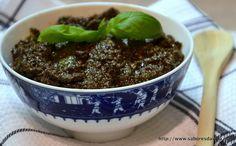 Pesto de Azeitonas Pretas
