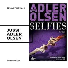 #jussiadlerolsen #selfies #kitap #kitaplar Romania, Selfie, Movie Posters, Eagle, Film Poster, Billboard, Selfies, Film Posters