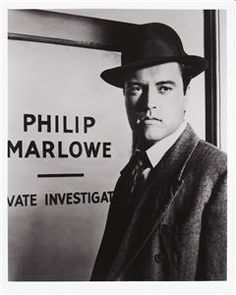 Philip Marlowe's Los Angeles: Tracking Down The Real Locations of Raymond Chandler's The Big Sleep Powers Boothe, The Long Goodbye, Famous Detectives, The Big Sleep, Raymond Chandler, Private Eye, Private Investigator, Tough Guy, We The People