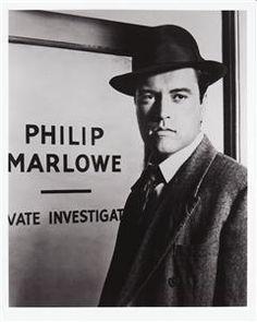 Private Eye, 1983, Philip Marlowe