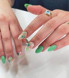 Simple Acrylic Nails, Best Acrylic Nails, Simple Nails, Aycrlic Nails, Swag Nails, Hair And Nails, Stylish Nails, Trendy Nails, Funky Nails
