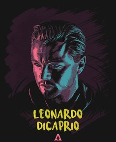 Leonardo DiCaprio Portrait Illustration, Yasin IŞIK on ArtStation at https://www.artstation.com/artwork/0E2B8