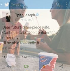 Tyler Joseph And Jenna Black Engaged