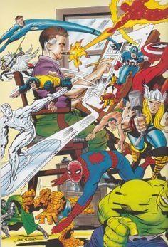 1Stack - Comic Book Art