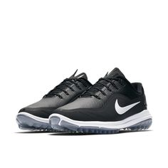 super popular 5af85 68f52 Nike Lunar Control Vapor 2 Men's Golf Shoe - Black Sneakers Nike, Nike  Lunar,