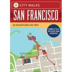 Chronicle Books - City Walks: San Francisco, Revised Edition