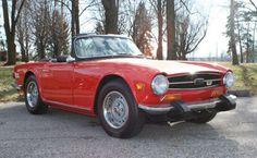 1974 Triumph TR6 Cabriolet