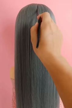 Easy Hairstyles For Long Hair, Creative Hairstyles, Braids For Long Hair, Cute Hairstyles, Braided Hairstyles, Gorgeous Hairstyles, Hairstyles Videos, Hairstyles For Picture Day, Short Hair