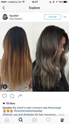 Balayage hair color ideas for brunettes 2019 00036 Ashy Brown Hair Balayage, Ash Brown Hair, Ash Hair, Hair Color Balayage, Hair Color And Cut, Cool Hair Color, Hair Colors, Winter Hairstyles, Bad Hair Day